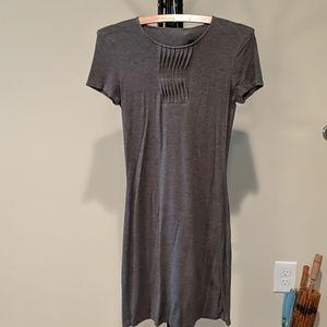 BNY COOP (no tags) grey dress